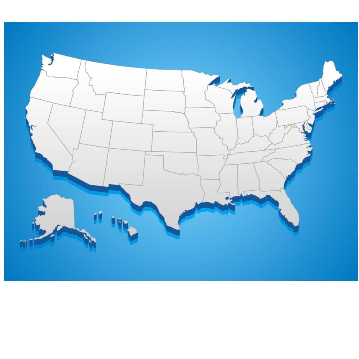 Family Trip To Usa In 2021 United States Map Usa Map United States Of America Free editable map of us